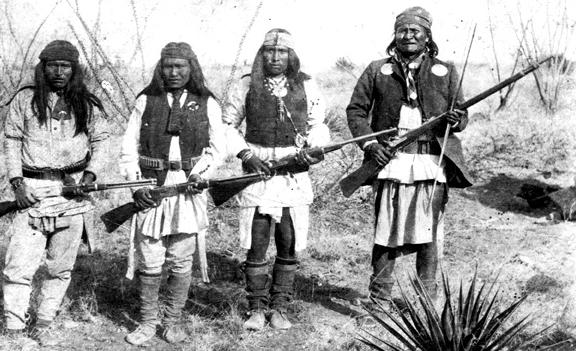 Fight for Geronimo (1955)