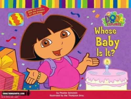 Dora Baby Mama Drama