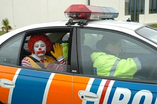 Ronald-Mcdonald-Is-Arrested-In