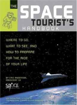 Space Tourists Handbook Cover