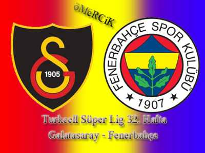 Galatasaray-Fenerbahce