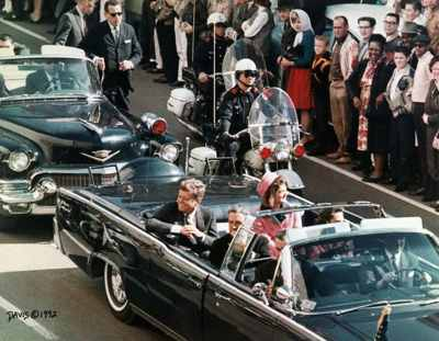 Jfkmotorcade