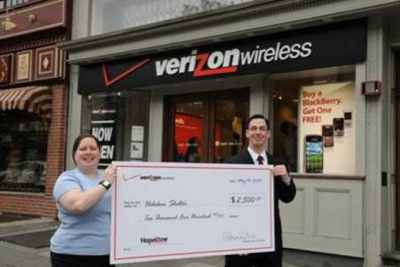 Large Donationverizonhoboken