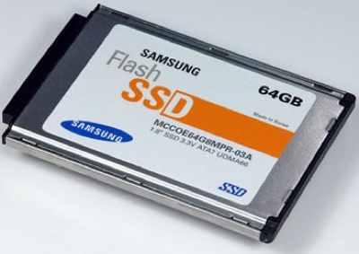 Samsung 64Gb Ssd