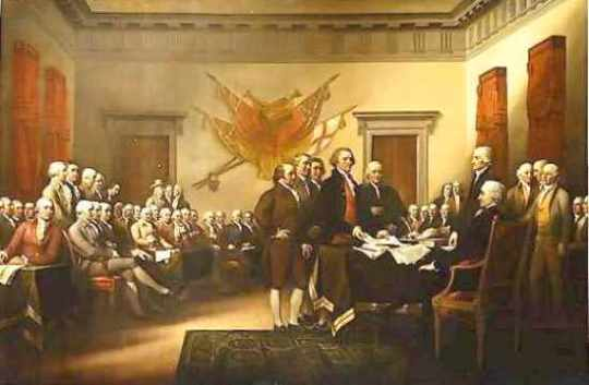 American Declaration Of Independence Presentation