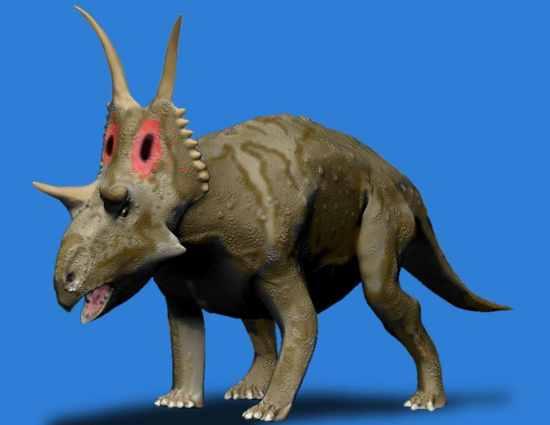 Diabloceratops Bw