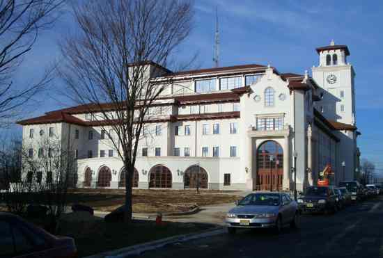 Montclair State Academic Building