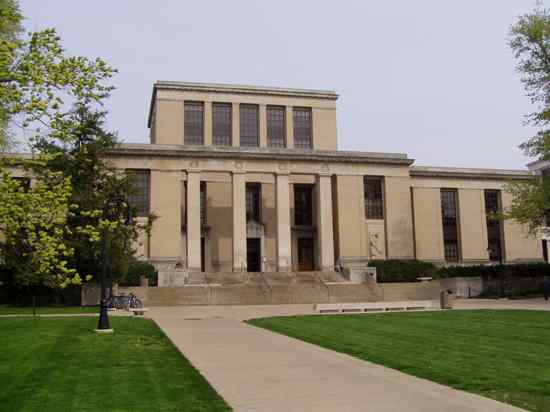 Pattee Library Psu