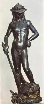 Donatello David 1430 Bronze