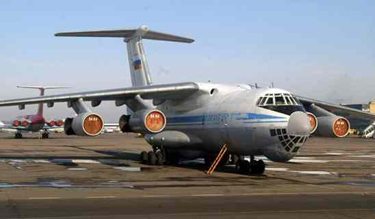 Ilyushin-Il-76-Cargo
