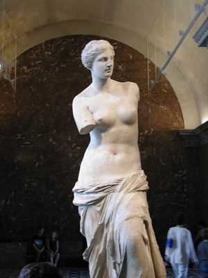 Venus De Milo Louvre