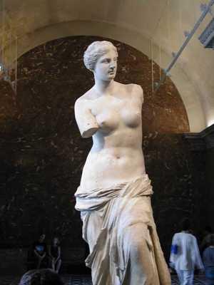 Venus De Milo Louvre
