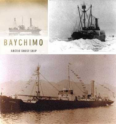 Ghost Ships Baychimo-