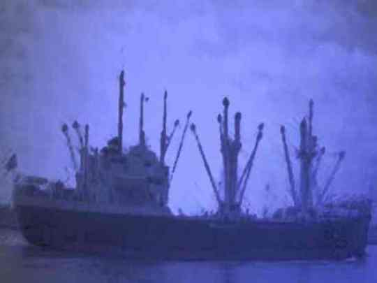 Ghost Ships Ourang Medan-