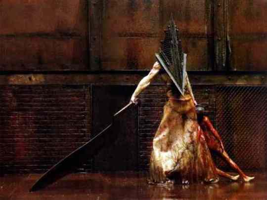 Silent Hill Wallpaper Pyramid Head