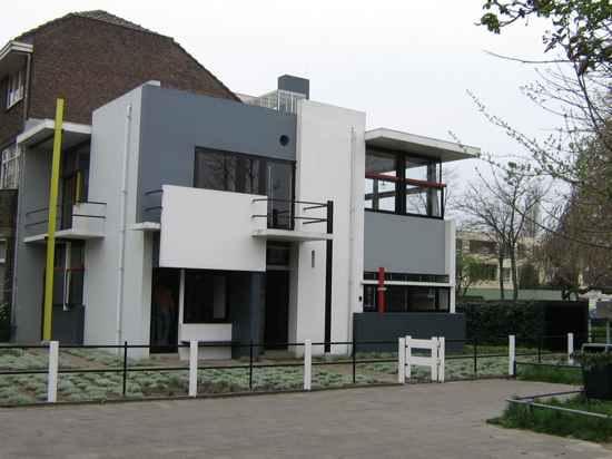 Rietveldschroederhuis
