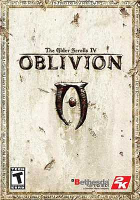 The Elder Scrolls Iv - Oblivion Cover