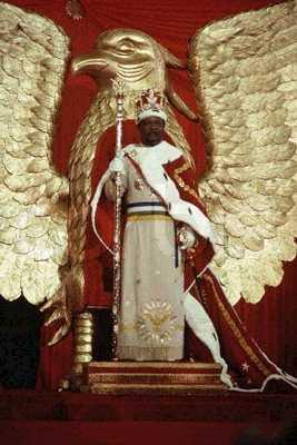 3993-Central African Republic S Jean Bedel Bokassa