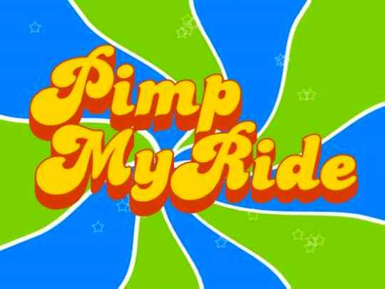 Movies Wallpaper: Pimp My Ride