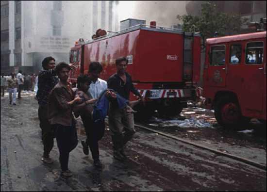 Bombay-Riots