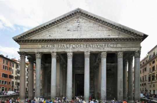 Pantheon-Mare