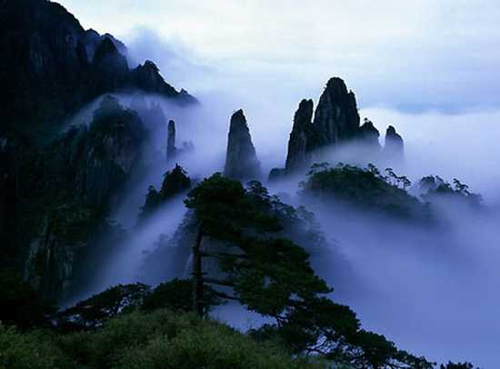 Sanqingshan-Www.Dalje
