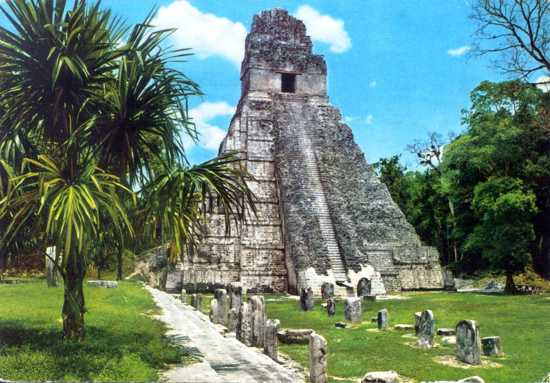 Templo De Tikal