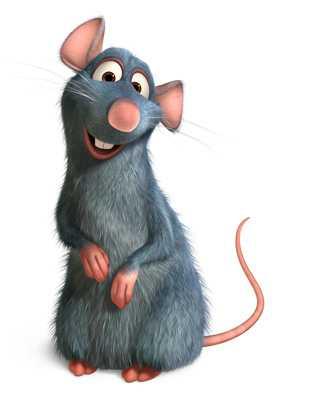 Ratatouille-Remy