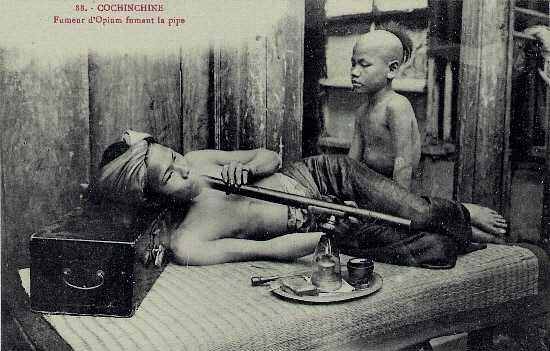 Opium-Indochina