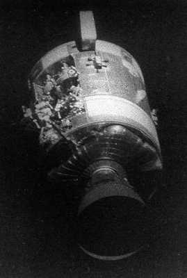 Apollo 13 Damage
