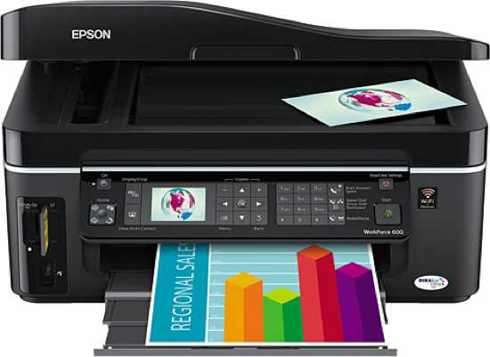 Epson 600