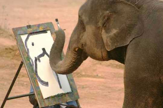 Elephant-Painter
