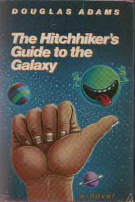 Cover - Hitchhikers Guide