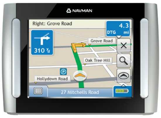 Gps Diagramlge