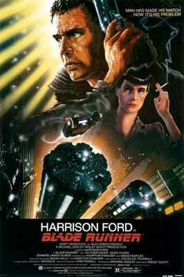 Blade Runner Poster
