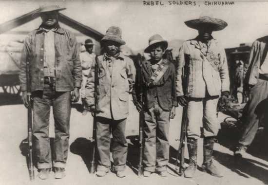 Mexican Revolution Rebels