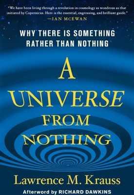 الكون من لاشيء