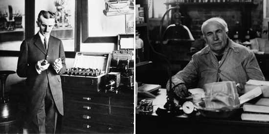 Edison-Tesla