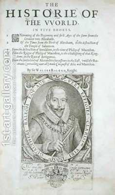 Portrait-Of-Sir-Walter-Raleigh-1554-1618-Title-Page-From-The-Historie-Of-The-World-By-Sir-Walter-Raleigh
