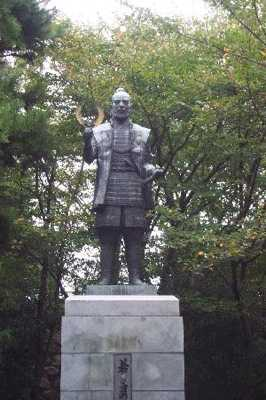 Statue-Of-Ieyasu