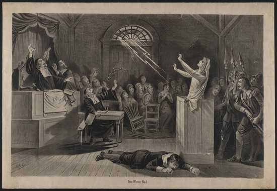 Salem Witchtrials