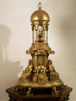 Reliquary-Of-Saint-Teresa-Of-Avila-1515-82-Carmelite-Nun-19Th-Century