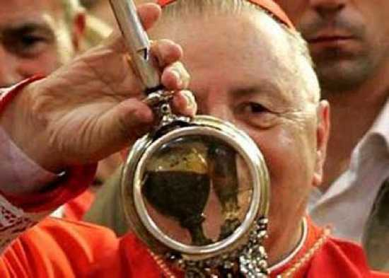 St Januarius Blood