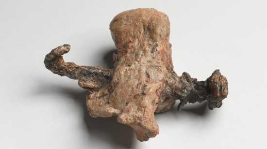 Heel-Bone-And-Nail-From-The-Ossuary-Of-%E2%80%98Yehohanan-Son-Of-Hagkol%E2%80%9D-Jerusalem-1St-Century-Ce