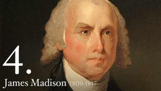 44 curious facts about us presidents listverse - Thomas jefferson term of office ...