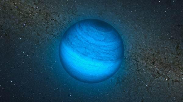 Eso1245A  Planeta Errante