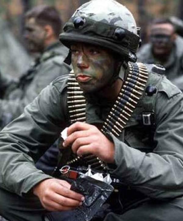Mre Soldier