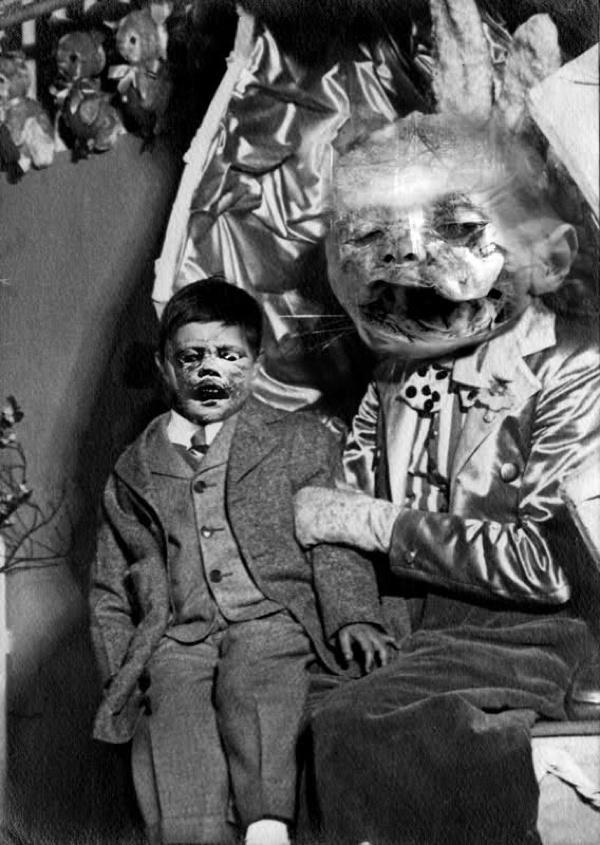 Vintage Ventriloquist Dummies 03