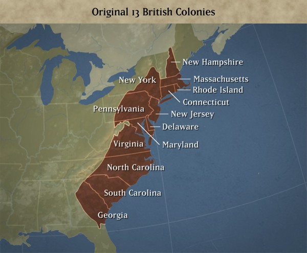 Original Colonies