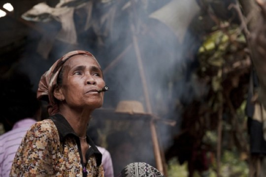 Vietnamese Ruc Tribe